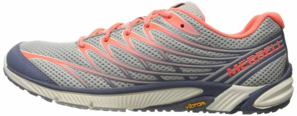 Merrell Bare Access Arc 4 woman multi-colored (sleet/vibrant coral)