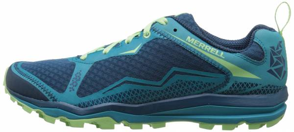 Merrell All Out Crush Light woman bright green