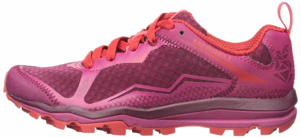 Merrell All Out Crush Light woman pink