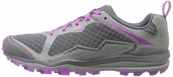 Merrell All Out Crush Light woman grey/purple