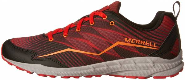 Merrell Trail Crusher - Red