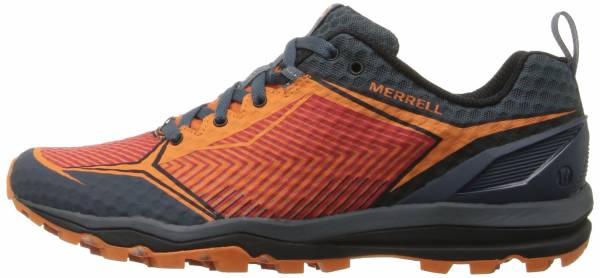 Merrell All Out Crush Shield - Navy Blue