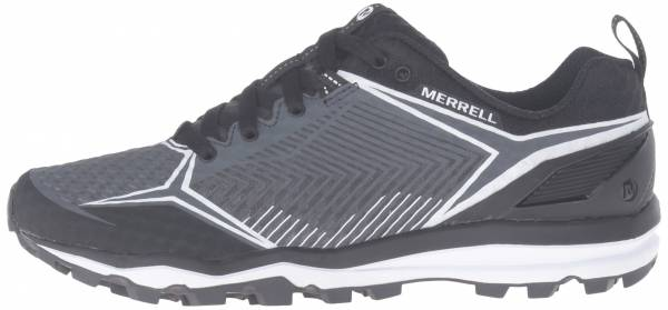 Merrell All Out Crush Shield woman black/granite