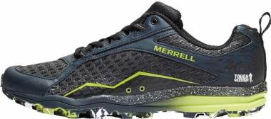 Merrell All Out Crush Tough Mudder Black Men