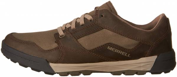 Merrell Berner Shift Lace - Brown