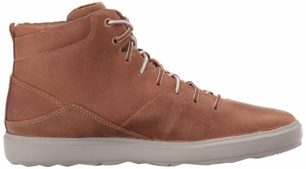 Merrell Around Town Mid Lace Brown Sugar