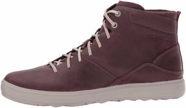 Merrell Around Town Mid Lace Brown Women