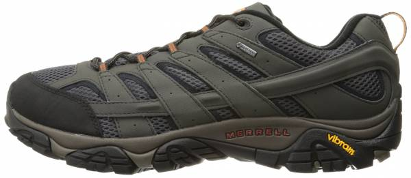 merrell moab edge vs fst