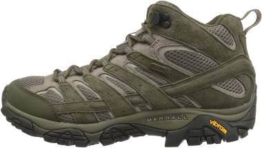 Merrell Moab 2 Mid Waterproof - Green (J06065)