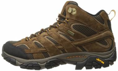 Merrell Moab 2 Mid Waterproof - Brown