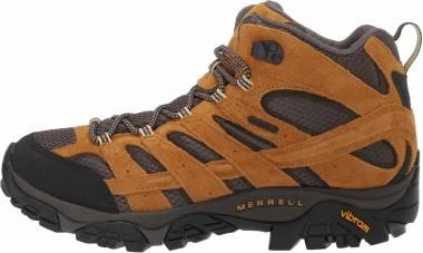 Merrell Moab 2 Mid Waterproof - Gold (J03332)