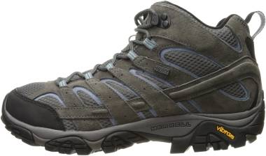 Merrell Moab 2 Mid Waterproof - Granite (J06054)