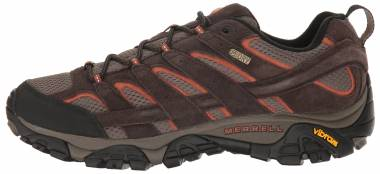 Merrell Moab 2 Waterproof Brown Men