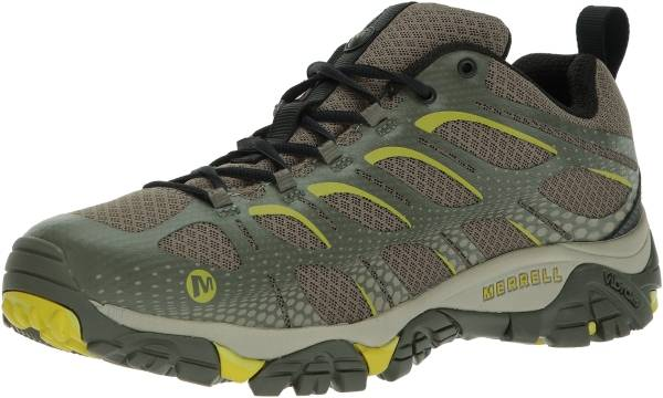 merrell mens moab edge hiking shoe review found