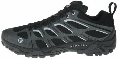 Merrell Moab Edge - Black/Grey (J35433)