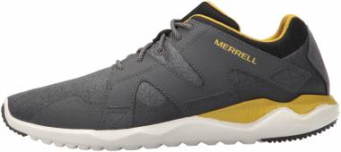 Merrell 1Six8 Lace - Grigio Senape (J49703)