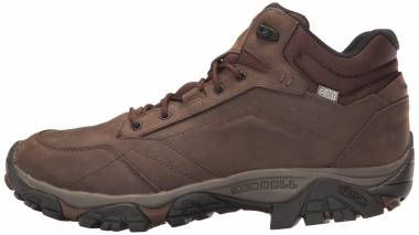 Merrell Moab Adventure Mid Waterproof - Brown (J91819)