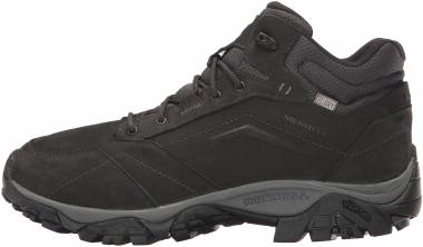 Merrell Moab Adventure Mid Waterproof - Black (J91815)