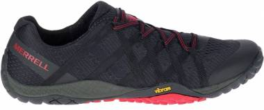 Merrell Trail Glove 4 E-Mesh Black Men