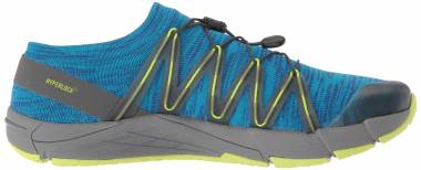 Merrell Bare Access Flex Knit - Blue (J42883)