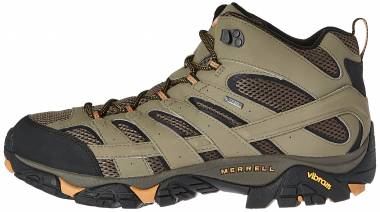 Merrell Moab 2 Mid GTX Brown Men