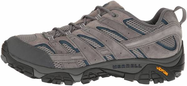 Merrell Women/'s Siren Hex Q2 Low Rise Hiking Boots UK Size 7 Oyster Grey A
