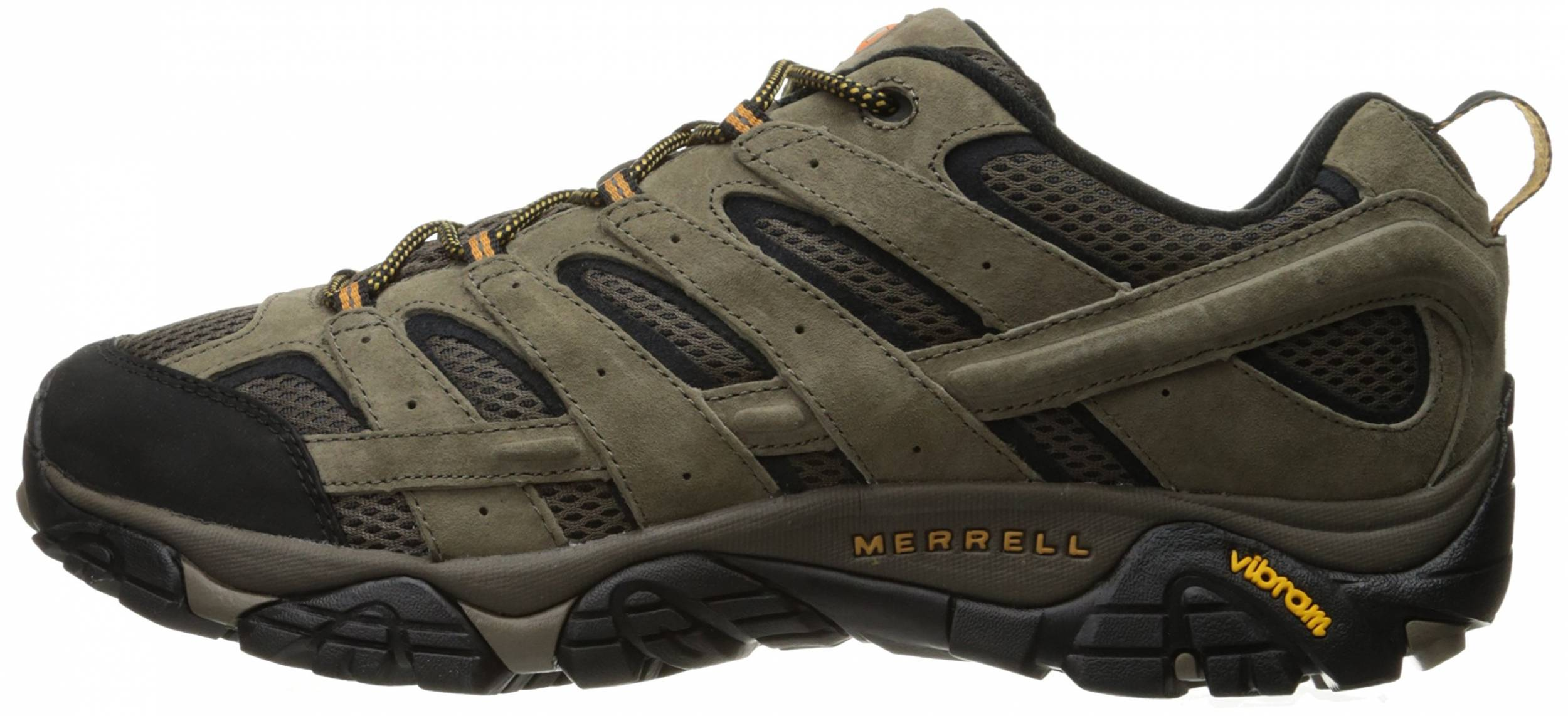 merrell moab ventilator size 10 down