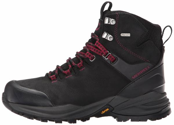 Merrell Phaserbound Waterproof - Schwarz Black