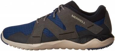 Merrell 1Six8 Mesh Poseidon Blue Men