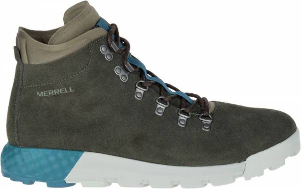 15 Reasons to NOT to Buy Merrell Wilderness AC+ (Mar 2019)  e8407d18d