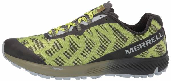 Merrell Agility Synthesis Flex - Lime Punch