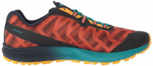 Merrell Agility Synthesis Flex Red