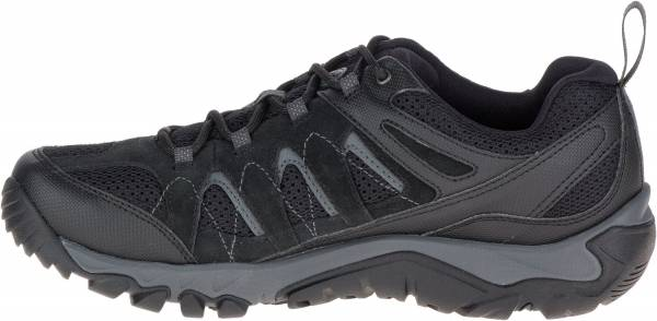 Merrell Outmost Ventilator Black