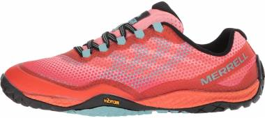 Merrell Trail Glove 4 Shield - Pink (J77680)