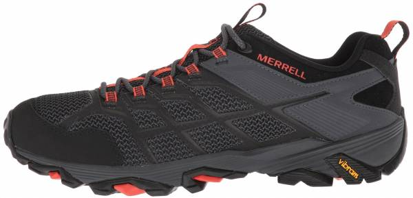 Merrell Moab FST 2 Black/Granite