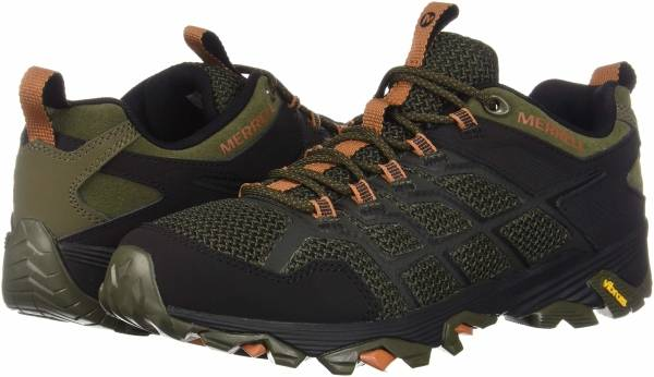 merrell moab fst 2 wp review materials