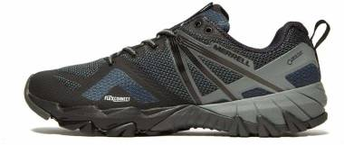 Merrell MQM Flex GTX - Grey Black Multicolor (J50165)