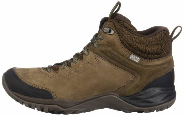Merrell Siren Traveller Q2 Mid Waterproof - Brown (J46554)
