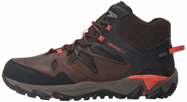Merrell All Out Blaze 2 Mid Waterproof Clay