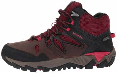 Merrell All Out Blaze 2 Mid Waterproof - Cinnamon