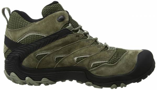 Merrell Chameleon 7 Limit Mid Waterproof Green