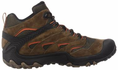 Merrell Chameleon 7 Limit Mid Waterproof - Brown (J12757)