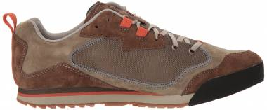 Merrell Burnt Rock Travel Suede - Brown (J95233)