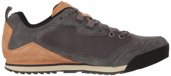 Merrell Burnt Rock Travel Suede Granite