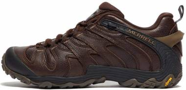 Merrell Cham 7 Slam Luna Leather Brown Men