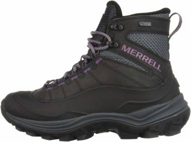 Merrell Thermo Chill Mid Shell Waterproof - Black