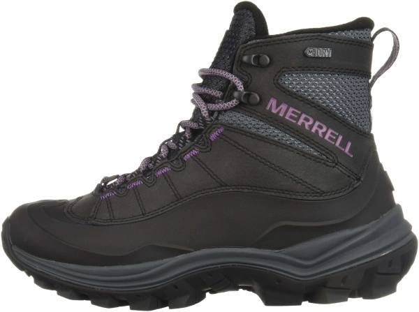 Merrell Thermo Chill Mid Shell Waterproof - Black (J16461)