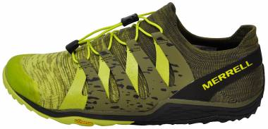 Merrell Trail Glove 5 3D - LIME PUNCH (J48881)