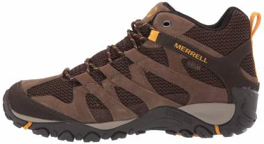 Merrell Alverstone Mid Waterproof - Merrell Stone (J48535)