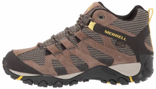 Merrell Alverstone Mid Waterproof - Brindle (J52852)